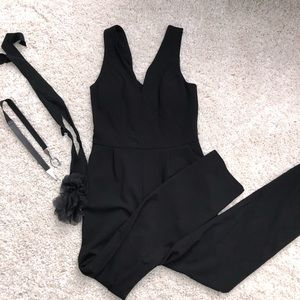 le chateau Other - Le Chateau Black Jumpsuit